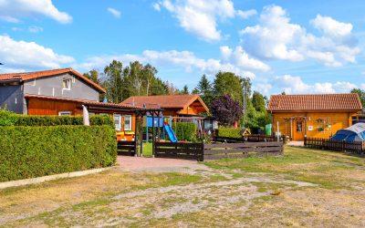 Wochenendhäuser aus Holz zum dauerhaft günstig Wohnen